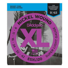 D'Addario Electric Guitar strings 9-42
