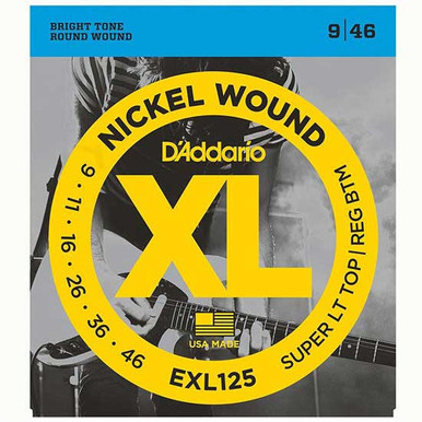 D'Addario Electric Guitar strings 9-46