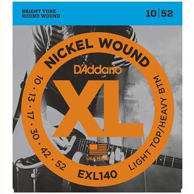D'Addario Electric Guitar strings 10-52