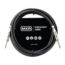 MXR 10 Foot Instrument cable Straight Jacks