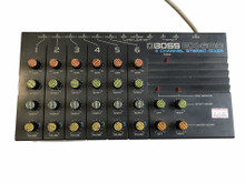 Boss BX-600 6 Channel Stereo Mixer