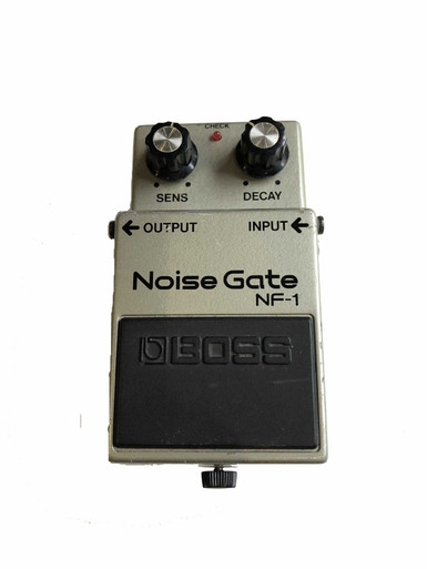 Boss NF1 Noise Gate electric guitar pedal