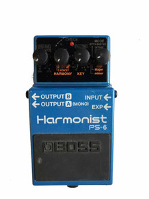 Boss PS6 Harmonist Electric guitar pedal