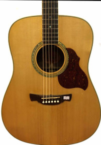 Crafter D8 Acoustic Guitar body