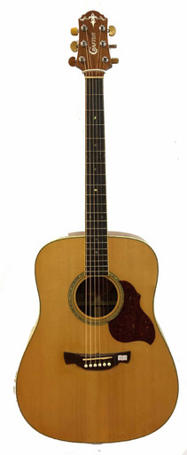 Crafter D8 Acoustic Guitar