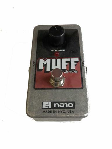 EHX MUFF Overdrive effect pedal