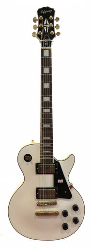Epiphone Les Paul Custom Alpine White USED