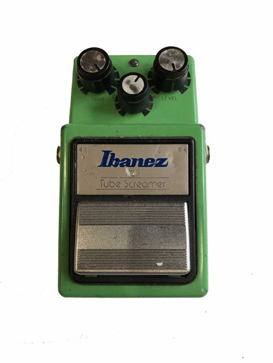 Ibanez TS9 Reissue guitar effect pedal used