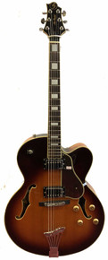 Greg Bennett Jazz Guitar JZ-1VS
