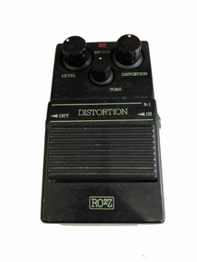 Rozz R1 Distortion Pedal Made in Japan