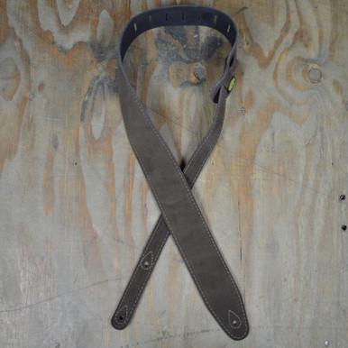 Brown Double Suede Guitar Strap