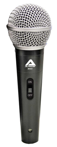 Microphone perfect for kids learning to sing