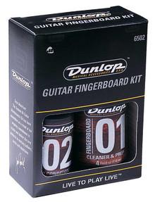 Dunlop Guitar Fingerboard cleaning kit.