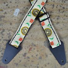 Japanese Bamboo Rag Guitar Strap