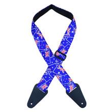Australian Flag Rag Guitar Strap