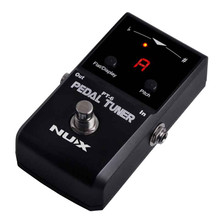 NuX PT6 Chromatic Floor Guitar Tuner
