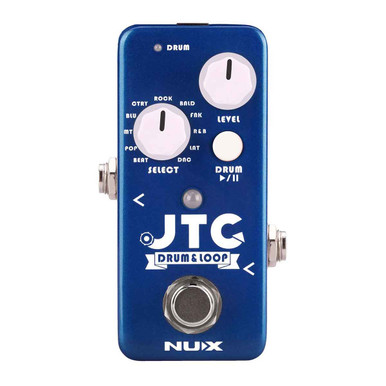NUX JTC DRUM AND LOOP MINI GUITAR PEDAL