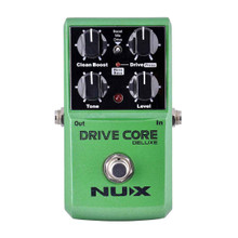 NUX DRIVE CORE DELUXE BOOSTER BLUES DRIVER