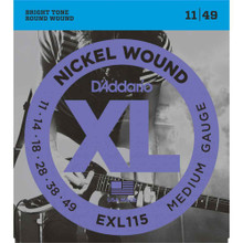D'Addario Electric Guitar strings 11-49