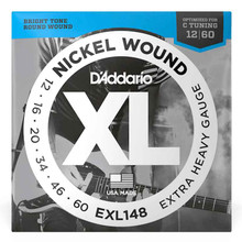 D'Addario Electric Guitar strings 12-60