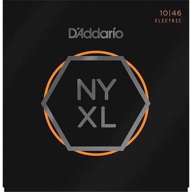 D'Addario NYXL1046 Nickel Wound Electric Guitar Strings - Regular Light (10-46