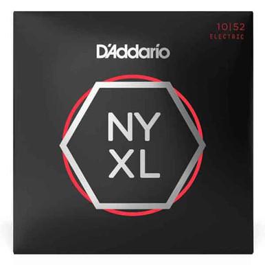 NYXL1052 Nickel Wound Electric Guitar Strings, Light Top / Heavy Bottom (10-52