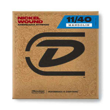 NICKEL WOUND MANDOLIN STRINGS 11-40