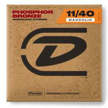 PHOSPHOR BRONZE MANDOLIN STRINGS 11-40