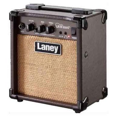 LANEY LA10 10 WATT ACOUSTIC GUITAR AMPLIFIER WITH AUX IN