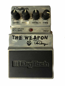 DigiTech The Weapon Dan Donegan's signature guitar pedal