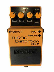Boss DS2 Turbo distortion USED