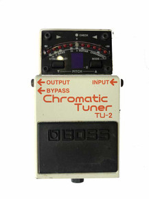 Boss TU2 Chromatic Electric guitar tuner
