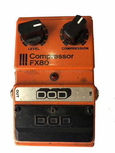 DOD FX80 Compressor 1980's USED