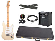 SX Pro Electric guitar package with Hardcase