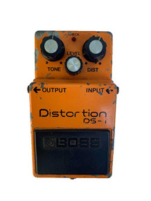 BOSS DS1 Distortion Pedal (Made in Japan)