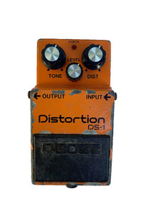 BOSS DS-1 Distortion Pedal Japanese