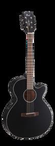 Cort SFX-E BKS Slim Electric Acoustic Guitar