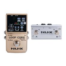 Nux Loop Core Deluxe 24 Bit Looper Pedal