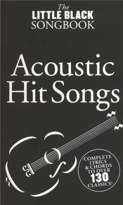 Little Black Book of Acoustic Hits