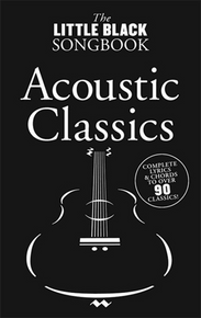 Little Black Book of Acoustic Classics