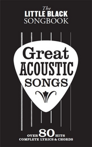 Little Black Book of Great Acoustic Songs