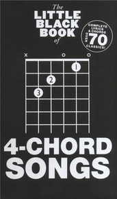 Little Black Book of 4 Chord Songs