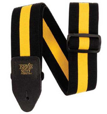 Ernie Ball Stretch Comfort Strap - Racer Yellow