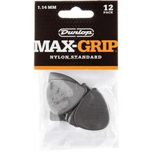Dunlop Max-Grip Standard Guitar Pick 1.14mm 12-Pack