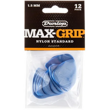 Dunlop Max-Grip Standard Guitar Pick 1.5mm 12-Pack