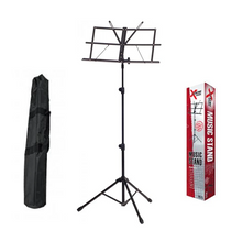 Xtreme MS75 Foldable Music Stand with Bag