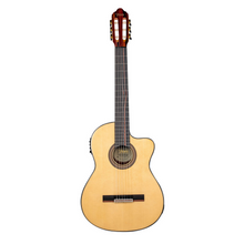 Valencia 564 Electric/Acoustic Classical Guitar