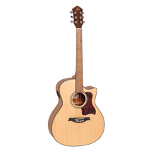 Gilman GOM10CE Orchestra Acoustic Guitar