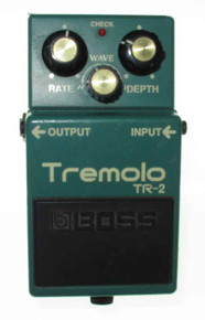 Boss TR2 Tremelo Pedal