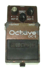 Boss OC2 Octave Pedal Japanese Vintage